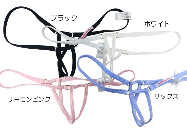 トップモードジャパン ユニセックス 2LINE ストリング Gストリング 11028
